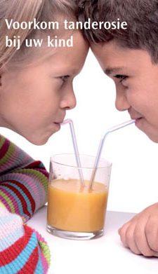 Voorkom tanderosie bij uw kind