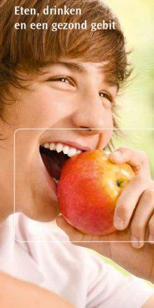 Eten, drinken en een gezond gebit